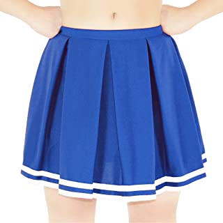 Danzcue Child Knit Pleat Cheerlearding Uniform Skirt