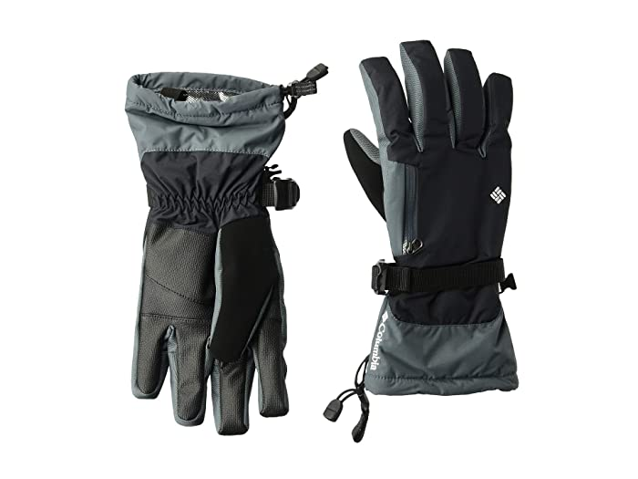 Columbia  Bugabootm Interchange Gloves (Black/Graphite) Snowboard Gloves
