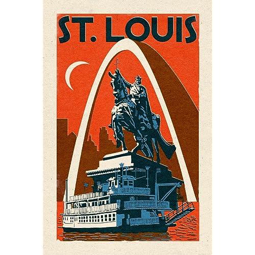 Missouri NEW US Travel Poster