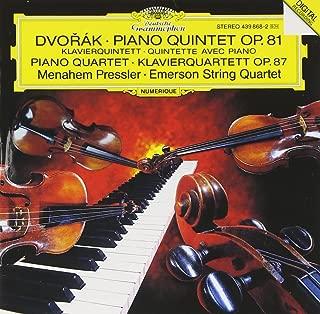 dvorak quintet op 81