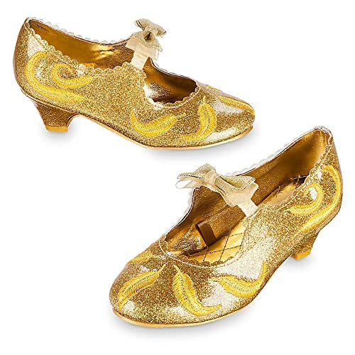 Disney Belle Deluxe Costume Shoes for Kids - Live Action Film