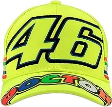 Valentino Rossi VR46 Kids 46 Stripe Cap 2018 Yellow