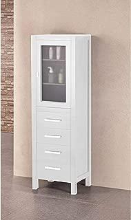 design element linen cabinet