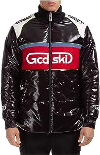 GCDS Gcdssky Giubbotto Uomo Black