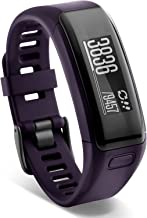 Garmin Vivosmart Heart-rate Activity Tracker (Certified Refurbished) - Purple