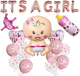 """/""""It is a Girl/"""" Schärpe Baby Dusche Schärpe Band Taufe Shower Party"""