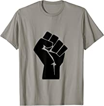 Raised Clenched Fist Resist Protest Fight