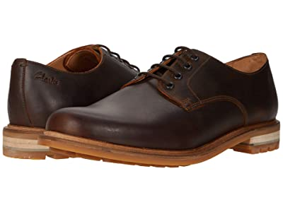 Clarks Foxwell Hall (Beeswax Leather) Men
