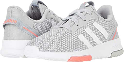 Grey Two/Footwear White/Signal Pink
