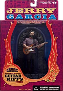 Jerry Garcia Grateful Dead Super Stage McFarlane Six Inch Action Figure