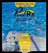 PoolRx 100-400 Gallon Yellow Spa Unit