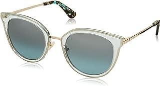Kate Spade Cat Eye Sunglasses For Women - Multi Color Lens, Jazzlyn/S-Ky251Go, 140 mm
