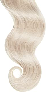 Clip In Hair Extension - Single Hair Extension (2 Clips Per Weft) by Glam Seamless (16