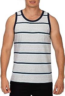 Men's Dri-fit Harvey Stripe Tank Top