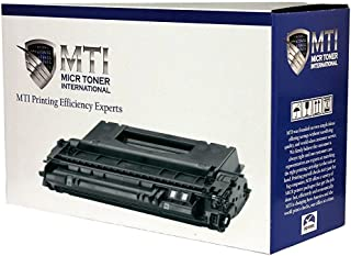 MICR Toner International ScanAssure MICR Toner Cartridge Replacement for HP 49X Q5949X HP 1320tn 3390 3392 Printer Series