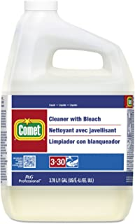 Comet Cleaner with Bleach, Liquid, One Gallon Bottle