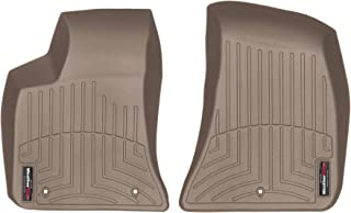 WeatherTech Custom Fit FloorLiner for 300 / Charger - 1st Row (Tan)