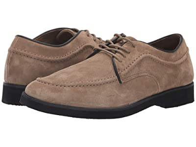 Hush Puppies Bracco MT Oxford (Taupe Suede) Men