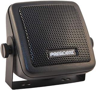 Président Externer Lautsprecher President HP 1 Jack 3.5 5W für CB Radio, Black