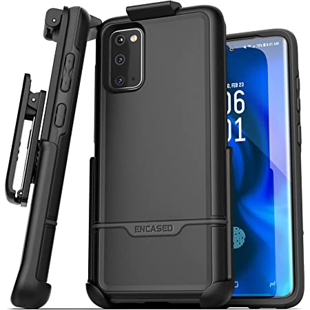 Galaxy S20 FE Belt Clip Holster Ailiber Samsung Galaxy S20 FE 5G Case with Screen Protector Kickstand Holder Heavy Duty Rugged Fullbody Shockproof Protective Cover for S20 Fan Edition 6.5inch-Black