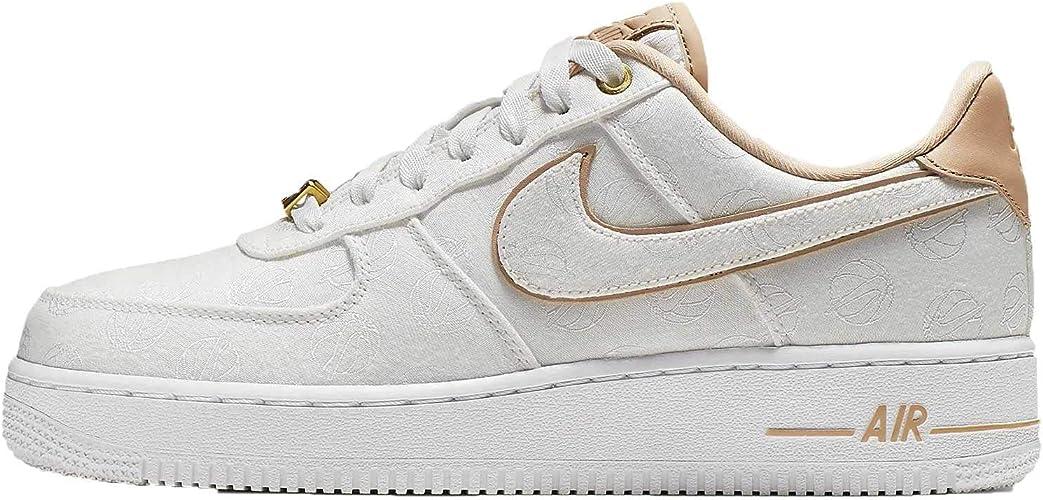 Nike WMNS Air Force 1 '07 LX, Chaussures de Basketball Femme ...