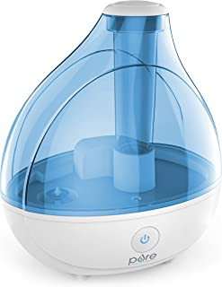 Best Pure Ultrasonic Cool Mist Humidifier of 2020 – Top Rated & Reviewed