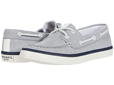 Sperry Sailor Boat Chambray (Navy) Women