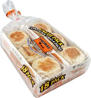 Thomas Original English Muffins (18 pk.)