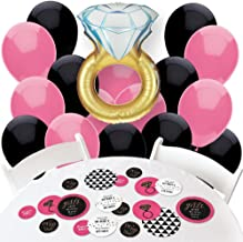 Girls Night Out - Confetti and Balloon Bachelorette Party Decorations - Combo Kit