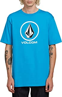 Volcom Men's Crisp Stone Short Sleeve Basic Fit Tee