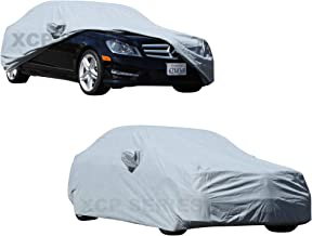 2010 2011 2012 2013 2014 Mercedes C-Class C250 C350 C63 AMG Car Cover Car Accessories Best Automobile Indoor Outdoor Protection Dust Cover Car Cover up to 180