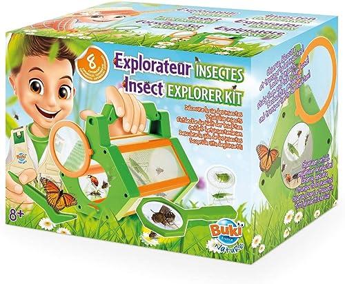 Buki - BL033 - Explorateur Insectes