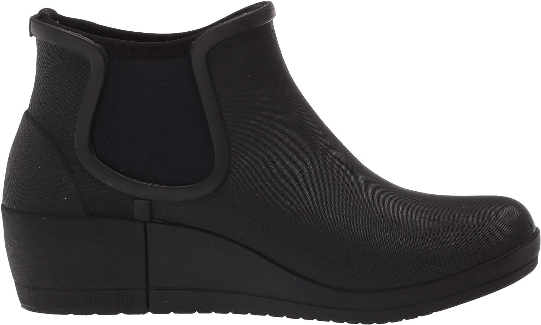 BOGS Women's Vista Wedge Ankle Rainboot Snow Boot