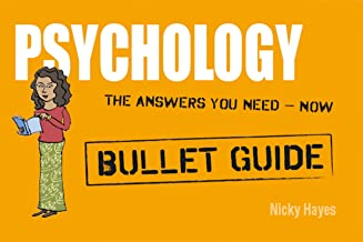 Psychology: Bullet Guides (English Edition)