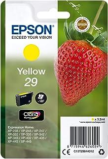 Epson C13T29844022 Inchiostro, Giallo
