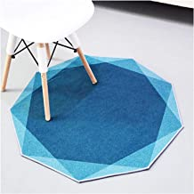 Office Chair mat for Carpet Floor Protector for Desks Office and Home Non Slip Carpet Mat Silent Wear-Resistant Easily Cle...