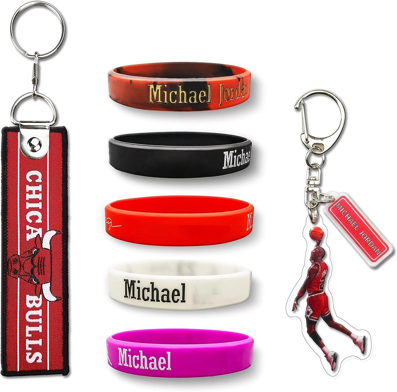 Basketball store Silicone-Bracelet Star-Keychain Sport Arlington Mall Sta