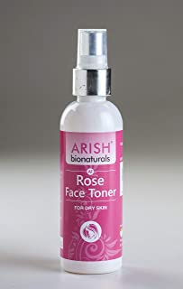 ARISH bionaturals® AF ROSE FACE TONER