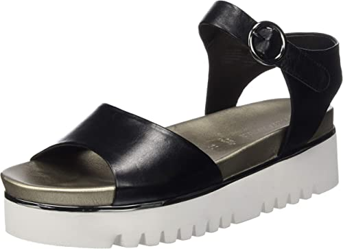 Gerry Weber chaussures Ancona 03, Sandales Plateforme Femme