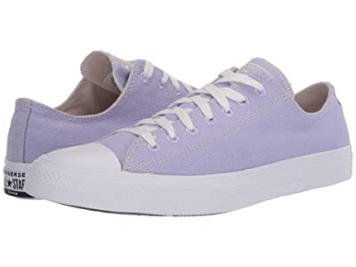Converse Chuck Taylor All Star Ox Renew Cotton (Moonstone Violet/Natural/White) Lace up casual Shoes