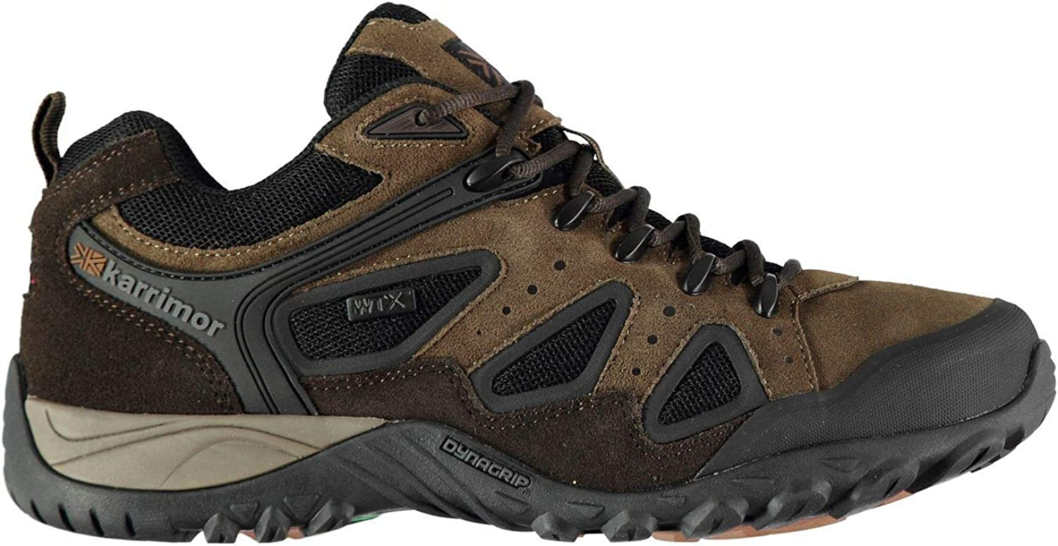 Official Karrimor Ridge WTX Walking shoes Mens Hiking Footwear Boots