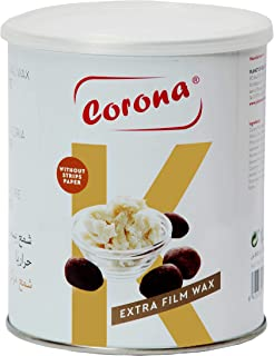 Corona KARITE Wax, Extra Film wax, without strip paper - 800 Ml