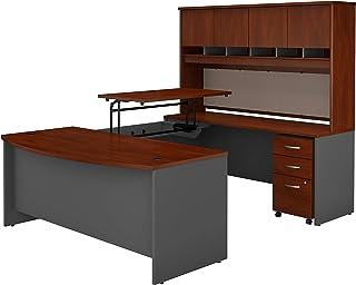 Brilliant U Shape Home Office Desks Amazon Com Home Remodeling Inspirations Basidirectenergyitoicom