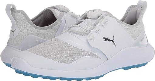 Puma White/Puma Silver/High-Rise