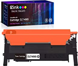 E-Z Ink (TM) Compatible Toner Cartridge Replacement for Samsung CLT-K406S Black (1 Toner) Compatible with CLX-3300 CLX-330...