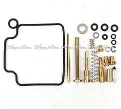 Wingsmoto Carb Repair Carburetor Rebuild Kit for Honda TRX350 Rancher 350 2x4 & 4x4 2000-2003