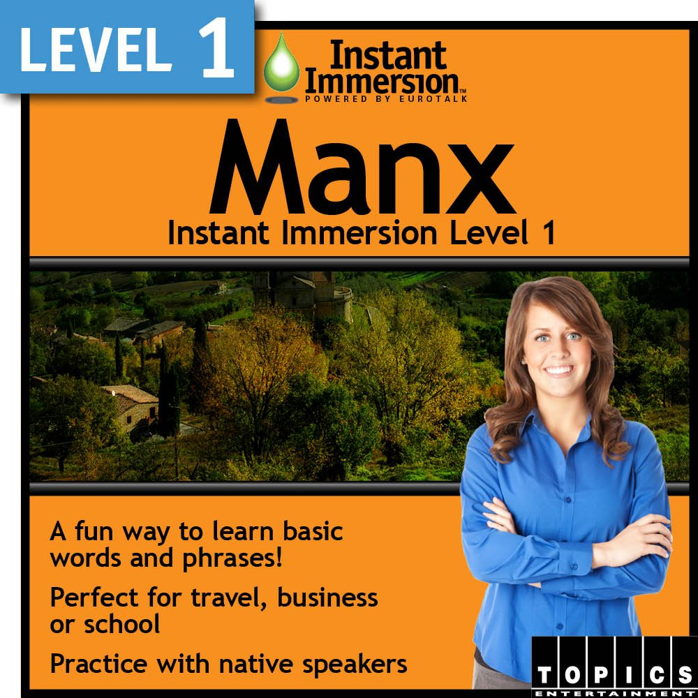 Instant Our shop OFFers the best service Immersion Max 62% OFF Level 1 - Manx Download