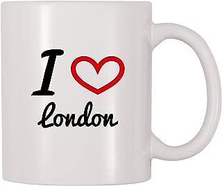 4 All Times I Love London Coffee Mug (11 oz)