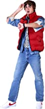 Adult Back to The Future Marty McFly Costume