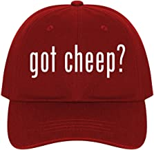 The Town Butler got Cheep? - A Nice Comfortable Adjustable Dad Hat Cap